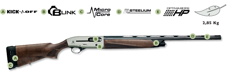 Beretta xplor unico