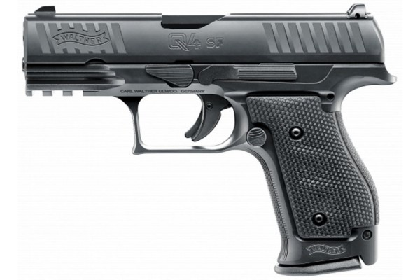 """Pistola Walther Q4 SF PS 4 - 9mm."""""""