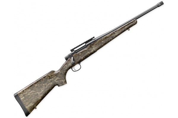 Rifle de cerrojo REMINGTON Seven THREADED Mossy Oak Bottomland - 308 Win.