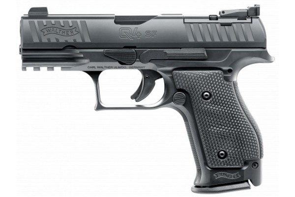 """Pistola Walther Q4 SF OR 4 - 9mm."""""""