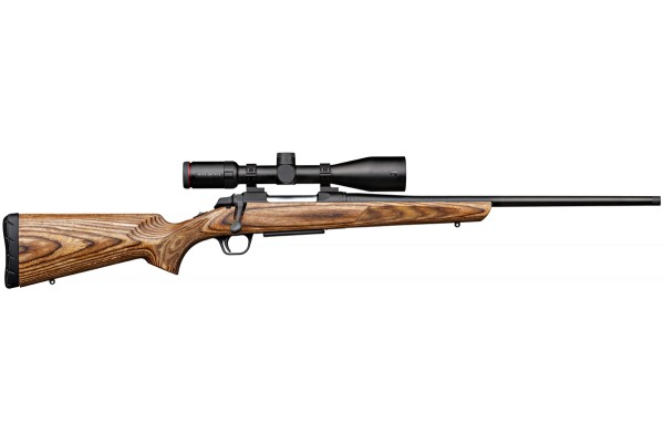Rifle BROWNING A-BOLT 3 HUNTER LAMINATED BROWN