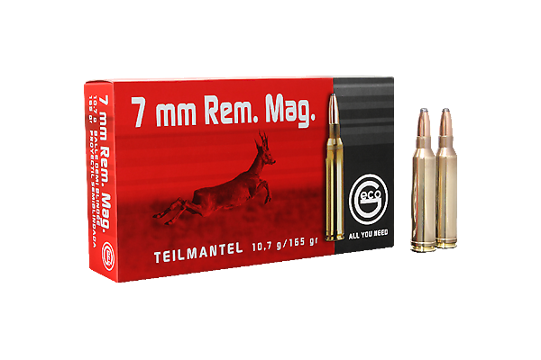 Bala GECO TM 7mm REM MAG